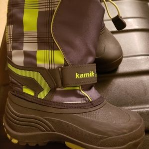 Kamik Winter Snow Boots